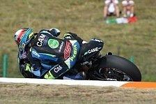 MotoGP - Pesek stürzt bei Heim-Grand-Prix