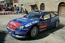 WRC - Korsika, Tag 2: Loeb nicht aufzuhalten