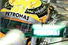 Formel 1 - Hamilton sichert sich Spa-Pole