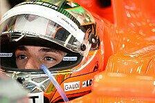Formel 1 - Ferrari will Bianchi bei Marussia rausholen