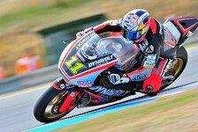 Moto2 - Cortese: Schmerzen sind erträglich