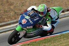 Moto2 - Krummenacher hat Motorrad gravierend verändert