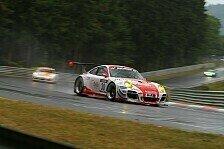 VLN - Frikadelli Racing beim VLN-Höhepunkt ohne Glück