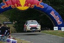 WRC - Bilder: Rallye Deutschland - Tag 3