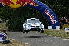WRC - Kommentar - Sébastien Loeb, das Schreckgespenst!