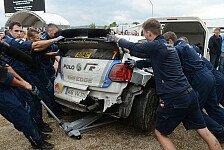 WRC - VW zieht positives Fazit nach verpatztem Heimevent