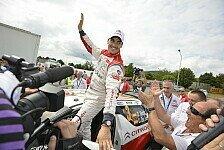 WRC - Video - Erster WRC-Sieg für Dani Sordo