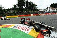 Formel 1 - Bilderserie: Belgien GP - Statistiken zum Rennen in Spa