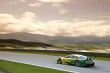 DTM - Di Grassi und Müller testen Audi RS 5 DTM