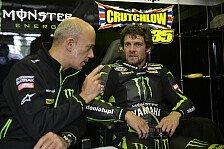 MotoGP - Crutchlow: Nach Sturz-Orgie keine Kraft mehr