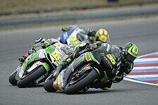 MotoGP - Gemischte Gefühle bei Tech 3