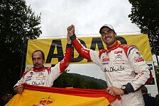 WRC - Bilder: Rallye Deutschland - Tag 4 & Podium