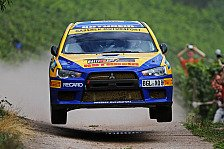 ADAC Rallye Deutschland - Gassner Junior: Duell mit Gassner Senior