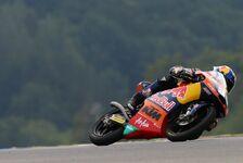 Moto3 - Salom fährt Bestzeit vor Vinales