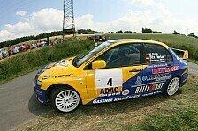 ADAC Rallye Masters - Letzter Vorlauf an der Ostsee