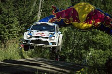 WRC - Australien: Ogier-WM-Showdown reloaded?