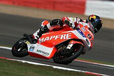 Moto3 - Folger und die Hoffnung aufs Podium