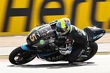 Moto2 - Zarco erneut Schnellster