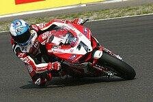 Superbike - Checas bewegende Karriere