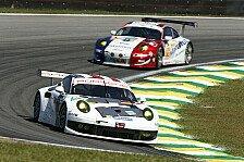 WEC - Porsche: Zu wenig Topspeed, Rempler und Pech