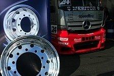 Mehr Motorsport - Bilder: Ellen Lohr bei der Truck EM in Most