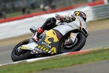Moto2 - Redding feiert Heimsieg