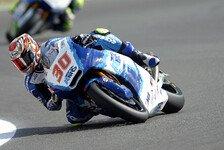 Moto2 - Nakagami erneut auf Pole Position