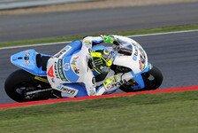 Moto2 - Espargaro in Valencia auf Startplatz eins
