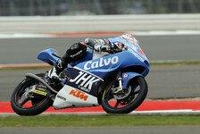 Moto3 - Vinales übernimmt die Spitze