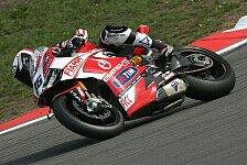 Superbike - Badovini glücklich, Checa enttäuscht