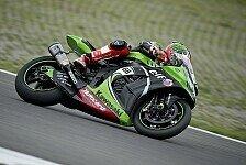 Superbike - Sykes schnappt sich die Pole in Frankreich