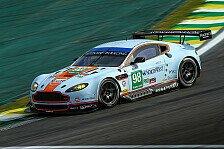 WEC - Aston Martin verkleinert das Team