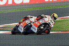 MotoGP - Pramac: Mit zwei Italienern zum Heimspiel