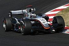 Formel 1 - Barcelona: De la Rosa vor Fisichella! Ferrari rückt auf!