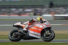 MotoGP - Pirro lässt Pramac frohlocken