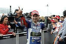 MotoGP - Lorenzos Sieg ist keine große Sache
