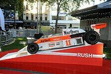 Jenson Button wieder im F1-McLaren