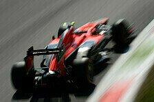 Formel 1 - Chilton strahlt, Bianchi grummelt