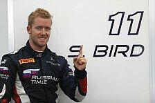 Formel 1 - Sam Bird von Formel 1 frustriert
