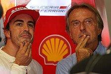 Formel 1 - Montezemolo: Alonso hat Ferrari völlig demotiviert