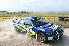 ADAC Rallye Masters - Becker gewinnt ADAC Ostsee Rallye