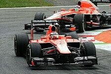 Formel 1 - Marussia Vorschau: Südkorea GP