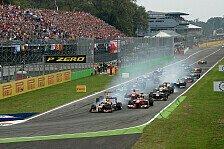 Formel 1 - Zukunft Italien GP: Entscheidung in Monza?