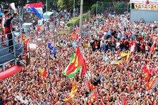 Formel 1 - Arrivabene: Ohne Monza verliert die F1 ihre Seele