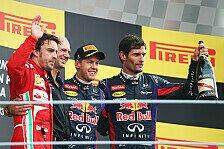 Formel 1 - Bilderserie: Italien GP - Statistiken zum Rennen in Monza