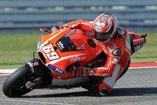 MotoGP - Enttäuschung bei Ducati