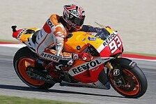 MotoGP - Marquez mit neuem Rekord zu Pole