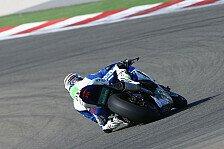 Superbike - Pace bei Suzuki stimmt