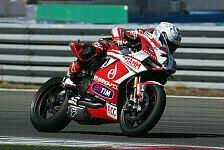 Superbike - Saisonende für Checa
