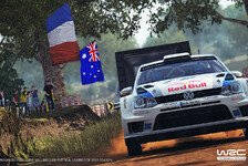 Games - Video - Wettereffekte in WRC4